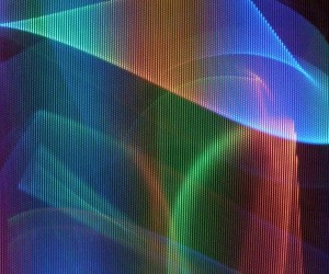 Боремся с цветными пятнами на экране телевизора