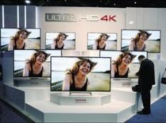 Телевизоры Ultra HD 4k от Toshiba