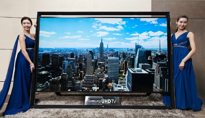 Телевизор Samsung Ultra HD