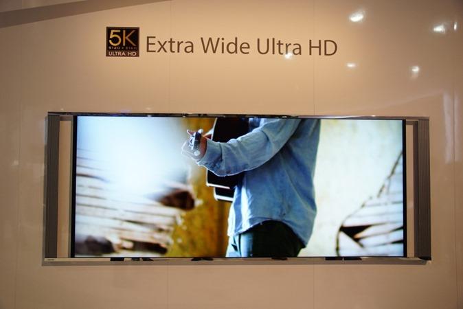 Телевизор формата 5K от Toshiba