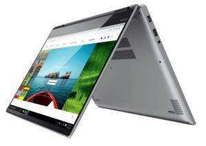 Lenovo представила новый ноутбук-трансформер